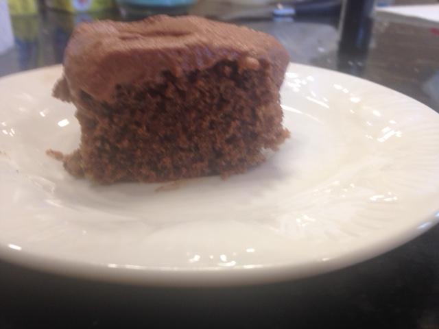 Molly's C cake