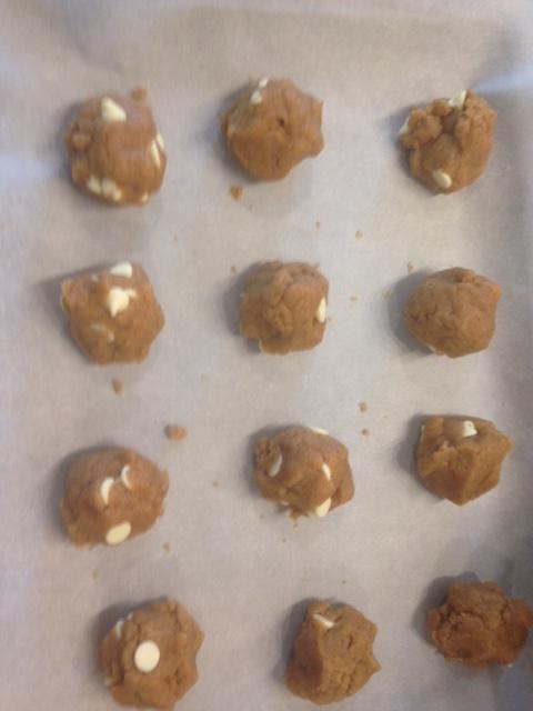 almond amaretto cookies 2