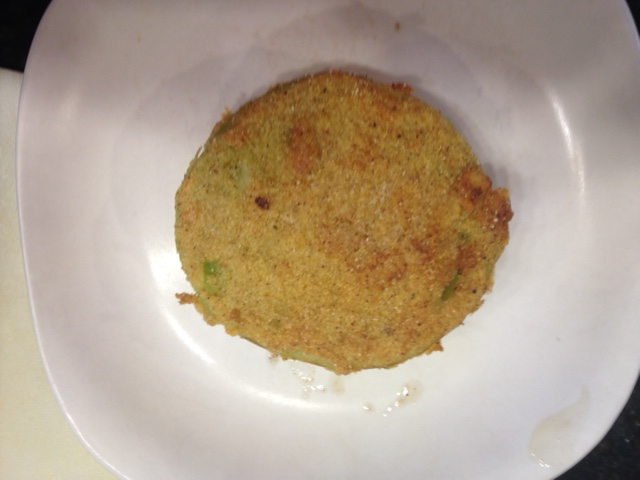 fried green