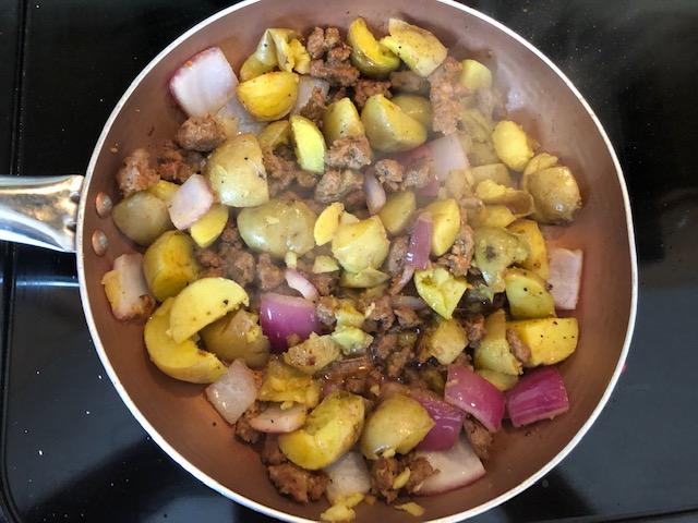 Sunday Potatoes 2