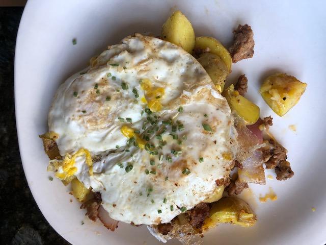 Sunday Potatoes