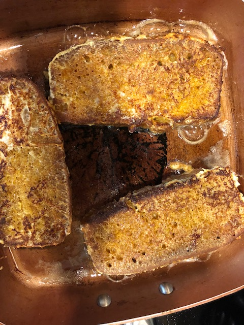 pumkin bread french toast 4
