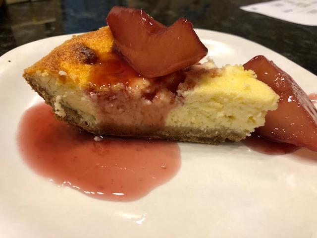 ricotta cheesecake 6