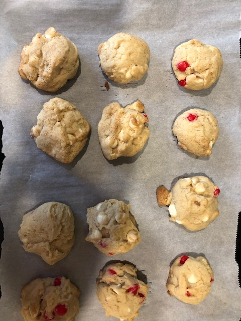 fireball white chocolate chip cookies 4