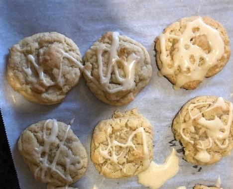 eggnog cookies 1