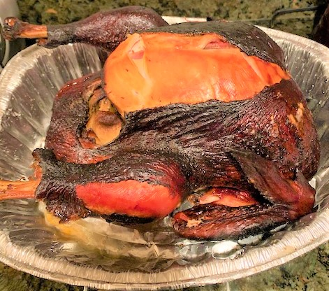 webber turkey