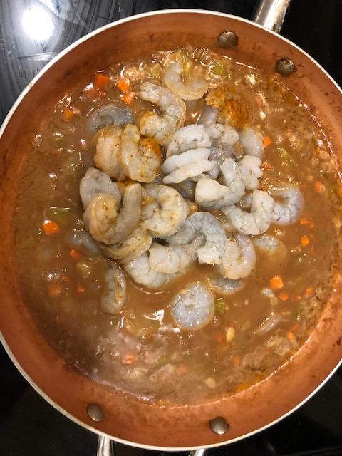 shrimp etouffe 5